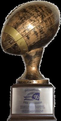 1. Platz Heiner Bowl Darmstadt 2019